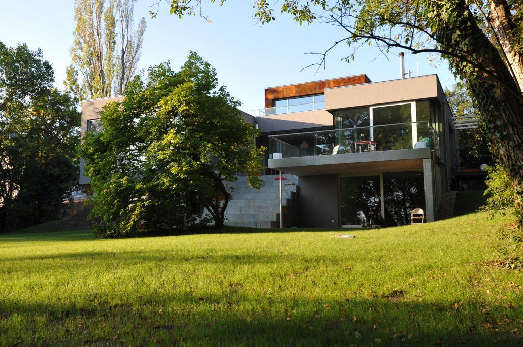 Planung und bauaufsicht einfamilienhaus k for Planung einfamilienhaus